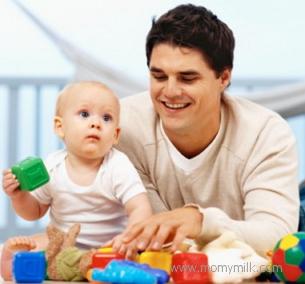 Bermain bersama bayi - momymilk