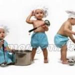Merangsang Kecerdasan bayi