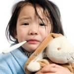 5 Gejala Serius Pada Anak