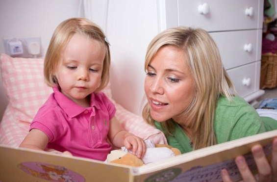 Cara Mengajarkan Anak Berbicara