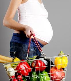makanan hamil - momymilk