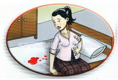 pendarahan saat kehamilan - momymilk
